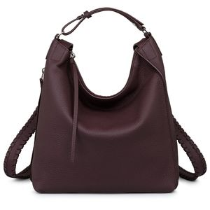 All Saints Kita Leather Backpack Large Bag